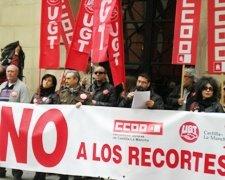 """CCOO, PSOE e IU de Guadalajara suscriben un manifiesto conjunto """"En defensa del sistema público de Pensiones"""""""
