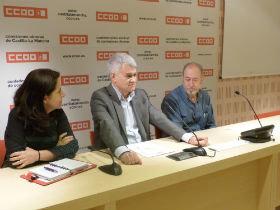 """CCOO presenta una queja formal ante la Defensora del Pueblo contra RTVCM por """"el uso canalla"""" del crimen machista de Cifuentes"""