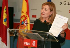"""El PSOE asegura que Guarinos pretende """"parchear"""" con becarios la Banda de Música de la Diputación"""