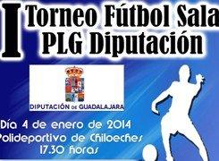 I Torneo Solidario de Fútbol Sala PLG-Diputación