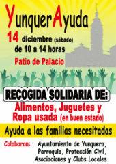 YunquerAyuda, APANAG y la Asociación Cultural IUNCARIA inauguran este fin de semana la Navidad yunquerana mas solidaria