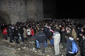 La Noche Misteriosa de Brihuega hace estremecer a sus visitantes