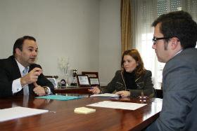 Villanueva recibe viabilidad de suministro para el desarrollo del suelo industrial del sector I-1