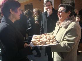 Música, dulces, hinchables y una exposición de ajuares antiguos, entre los actos con los que Cabanillas conmemora San Blas