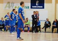 El Brihuega no puede con el filial del Pozo Murcia