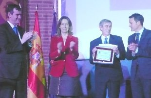 La Diputación entrega los trofeos de los circuitos de Mountain Bike y Carreras Populares
