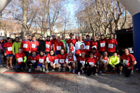 El Club de Atletismo Brihuega, referente para los más jóvenes por su participación en los Circuitos de Carreras Populares