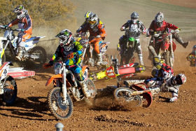 El domingo, 9 de febrero, regresa a Yunquera el mejor motocross con la celebración de una carrera puntuable para el Campeonato de Castilla-La Mancha