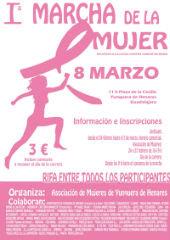 Yunquera celebrará el día de la mujer con una marcha en apoyo a la lucha contra el cáncer de mama