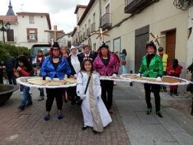 Disfraces, música y chocolate para celebrar el Carnaval jadraqueño