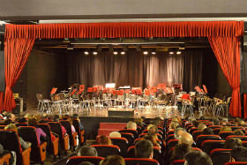 "La Banda de Música de Azuqueca se estrenó en el Mes del Jazz con ""una acogida excepcional"""