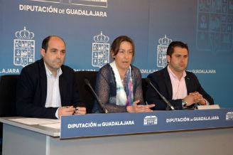 La presidenta de la Diputación anuncia nuevas inversiones en turismo e infraestructuras para la provincia