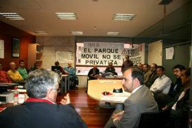 El PSOE llevará a las Cortes una iniciativa sobre el conflicto de los conductores de la Junta