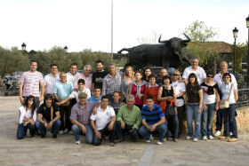 """Cáceres será el destino del viaje que la Peña Taurina """"El Quite"""" de Yunquera organiza anualmente"""