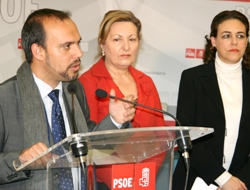 El PSOE propone planes de empleo como los que está aplicando donde gobierna