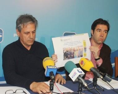 """Robisco : """"Bellido es el director de orquesta de las arbitrariedades socialistas en la planta de residuos voluminosos de Yunquera"""""""