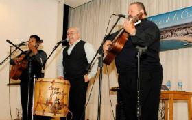 El trío argentino Mar del Plata actuará este sábado en el Centro Cultural Miguel de Cervantes de Yunquera de Henares