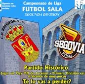 Brihuega VS Segovia, cita con la Historia
