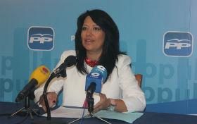Carolina Hernández pone en valor varias medidas educativas de la presidenta Cospedal para luchar contra el fracaso escolar