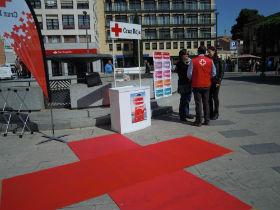 Cruz Roja Guadalajara ha lanzado hoy la Campaña del Sorteo del Oro