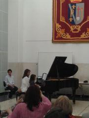 La escuela de música de Pastrana continúa con su ciclo de audiciones