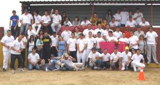 """La Peña Taurina """"El Quite"""" de Yunquera de Henares organiza una capea con motivo de su XVII Aniversario"""