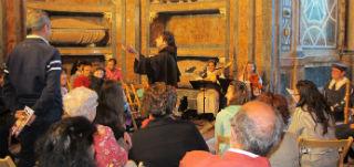 Gran concierto final del ciclo Monumentos con Letra y Música