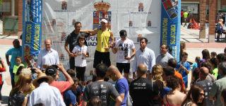 Más de 200 corredores en la prueba del Circuito de Carreras Populares disputada en Cabanillas del Campo