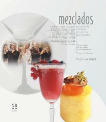 """El libro Mezclados """"El arte de la coctelería en armonía con la cocina"""" se presenta el próximo día 18 en Sigüenza"""
