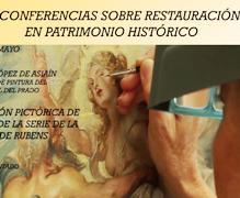 El Museo provincial de Guadalajara acoge una conferencia sobre restauración en patrimonio histórico organizada por la Asociación de Amigos del Museo