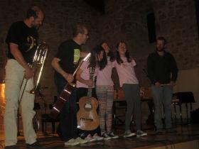 El 2 de junio se abre el plazo de matriculación en la Escuela Municipal de Música de Sigüenza