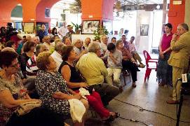 Acto de Presentación del Proyecto Celtiberia en Molina, este sábado 14, convocado por La Otra Guadalajara