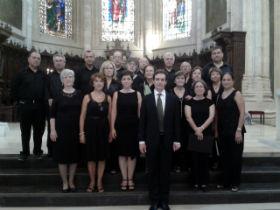 Este sábado, música coral en la Iglesia de Santiago de Sigüenza