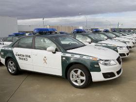 La Guardia Civil detiene a un camionero que superó, en más de 6 veces, el límite de alcoholemia