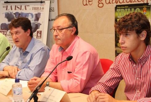 Una novillada concurso redondea el fin de semana taurino de la Feria Chica de Trillo
