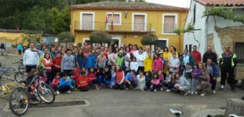 Este sábado ruta del Centenario entre Brihuega y Villaviciosa