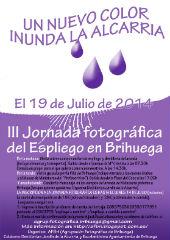 Los campos púrpura briocenses serán captados en la III Jornada Fotográfica del Espliego de Brihuega