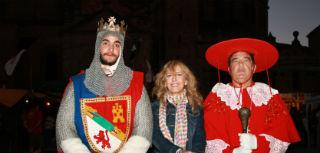 María Angeles Baños disertó sobre el papel mujer en la Edad Media