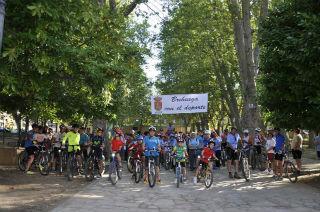 El deporte, gran protagonista del mes de julio en Brihuega
