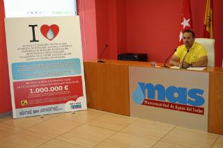 Carnicero anuncia una nueva línea de subvenciones de 500.000 euros más para los municipios mancomunados