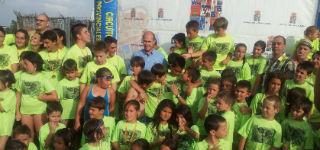 Gran éxito de participación en el arranque del Interpueblos de Natación este fin de semana