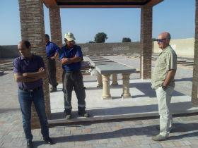 La Diputación finaliza nuevas obras de pavimentación y renovación de redes en Cifuentes, Solanillos, Brihuega, Sotodosos y Riba de Saelices