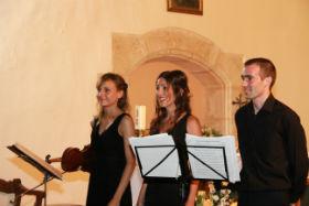 La música clásica emociona en la Iglesia de Azañón
