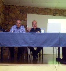 El IX Ciclo de Conferencias de Archivo se cerró con una magnífica charla sobre el Archivo Histórico Diocesano