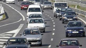 Unos 190.000 vehículos circularán por las carreteras de Guadalajara durante el puente