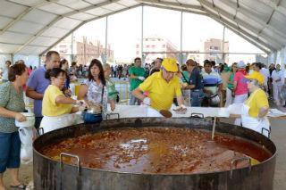 Desde este martes, se pueden comprar los tickets para la comida popular de Azuqueca del domingo