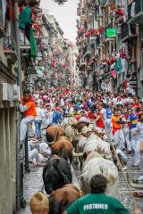 El yunquerano Rubén Albarrán Beltrán gana el I Concurso de Fotografía de San Fermín 2014