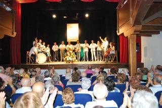 Milmarcos recupera el Teatro Zorrilla