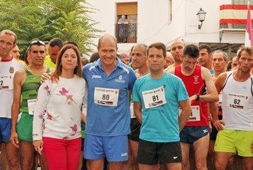 Juan José Cruz se impone en la I Carrera Lago de Pareja