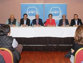 """Ana Guarinos: """"Partido Popular es garantía de unidad de España, servicios sociales, estabilidad y empleo"""""""